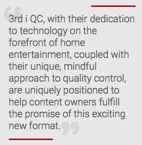 3rd i press release quote